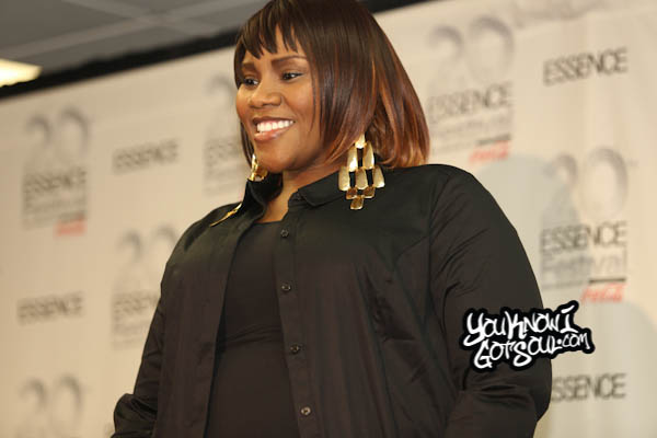 Kelly Price Essence Festival Press Room 2014 Day 4-1