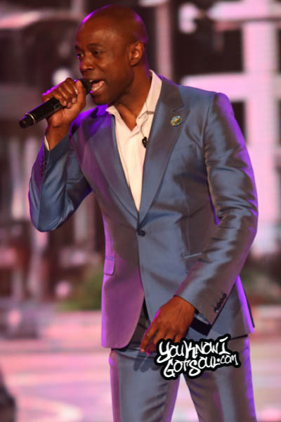 Kem 365 Black Awards Performances 2014 (2 of 3)