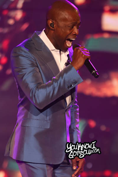 Kem 365 Black Awards Performances 2014 (3 of 3)