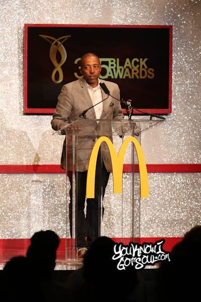 Kevin Liles 365 Black Awards Performances 2014-2