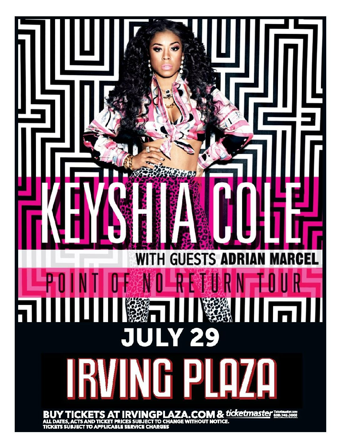 Keyshia Cole 4UP page 001 Giveaway: Win Tickets to See Keyshia Cole & Adrian Marcel in NYC on 7/29