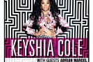 Giveaway: Win Tickets to See Keyshia Cole & Adrian Marcel in NYC on 7/29