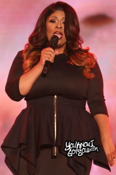 Kim Burrell 365 Black Awards Performances 2014 (1 of 3)