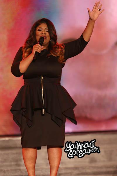 Kim Burrell 365 Black Awards Performances 2014 (2 of 3)