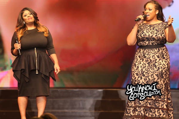 Kim Burrell 365 Black Awards Performances 2014 (3 of 3)