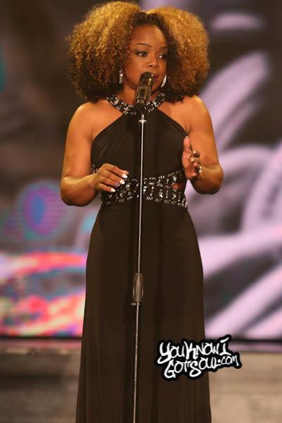 Leela James 365 Black Awards Performances 2014 (1 of 2)