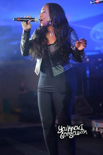 Leelee Lyons SWV Essence Music Festival 2014-1