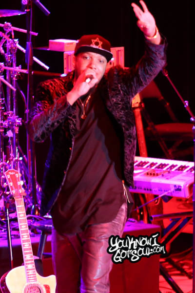 Lyfe Jennings Westchester County Center 2014