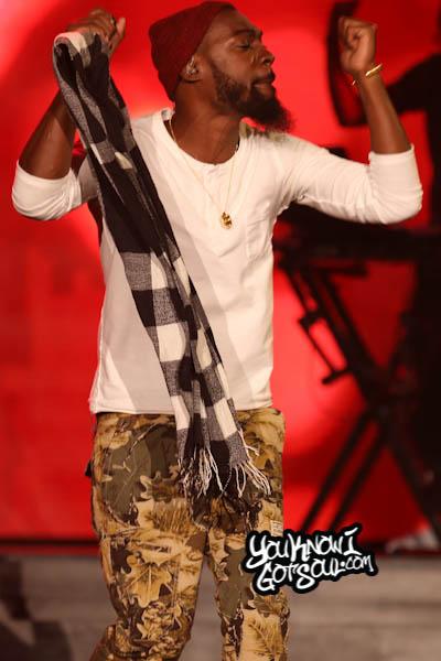 Mali Music 365 Black Awards Performances 2014-3