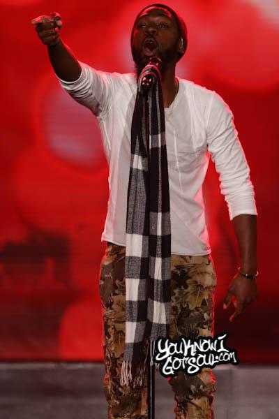 Mali Music 365 Black Awards Performances 2014