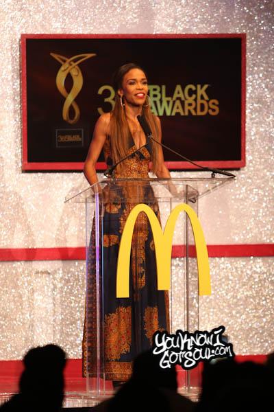 Michelle Williams 365 Black Awards Performances 2014-2