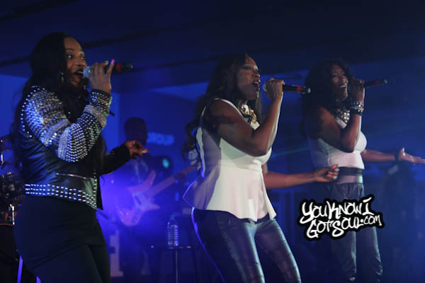 SWV Essence Music Festival 2014-2