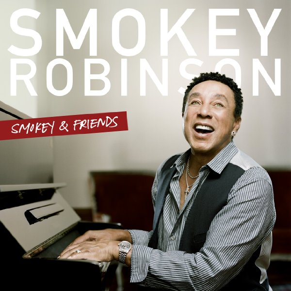 Smokey Robinson and Friends Giveaway: Win a Copy of Smokey Robinsons New Album Smokey & Friends