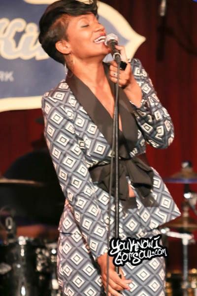 Suzy Q Carl Thomas BB Kings 2014-2