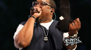 "Dave Hollister Performing ""Spend the Night"" Live at Summerstage 2014"