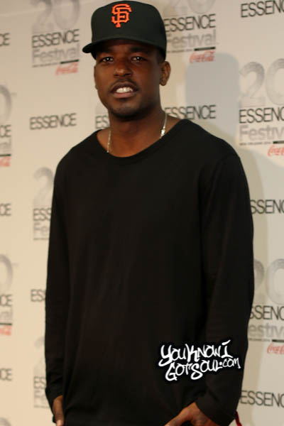 Luke James YouKnowIGotSoul Essence Fest 2014