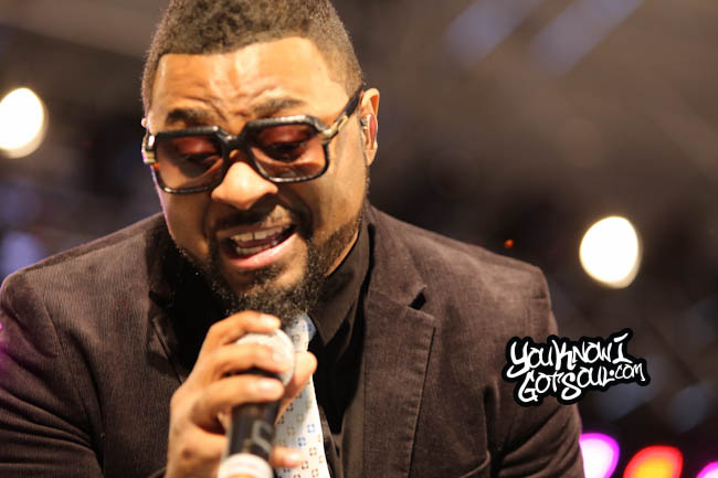 Recap & Photos: Summerstage R&B Fest with Musiq Soulchild, Jon B. Tank, Dave Hollister, Erica Campbell & More