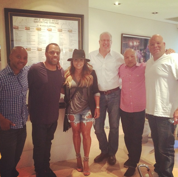 Tamia Def Jam Tamia Announces Return to Major Label, Signs With Def Jam