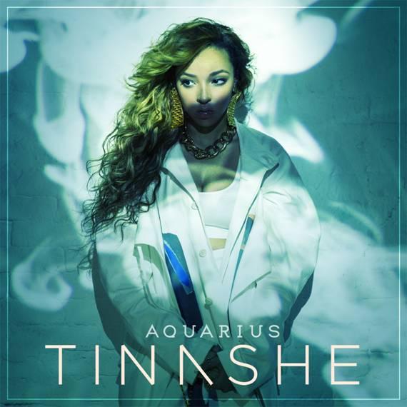 Tinashe Aquarius Tinashe Unveils Cover Art and Tracklisting for Upcoming Debut Album Aquarius