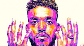 "New Music: Luke James ""Exit Wounds"" (Produced by Danja)"
