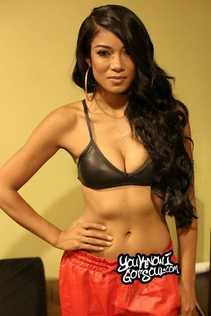 Mila J YouKnowIGotSoul September 2014 - main