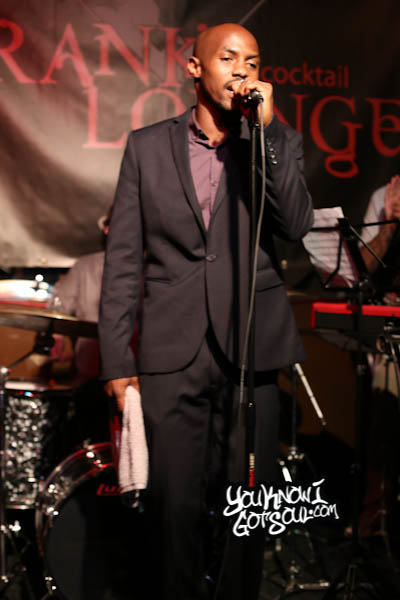 Rell Frank's Lounge 2014