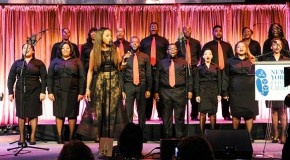 Estelle Performs at 15th Annual New Yorkers for Children Gala to Raise Money for Youth in Foster Care