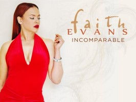 Faith Evans Incomprarable Album Cover