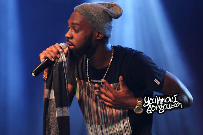 Recap & Photos: Mali Music Performs at Highline Ballroom in NYC 10/19/14