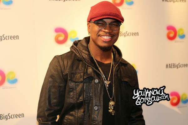 Ne-Yo She Knows Video Unveiling Times Square October 2014-2