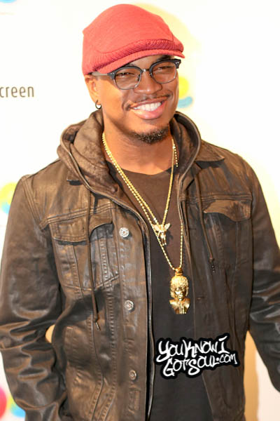 Ne-Yo She Knows Video Unveiling Times Square October 2014-3