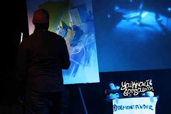 Raheem DeVaughn BB Kings October 2014-7