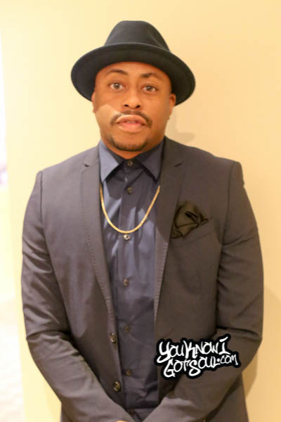 Raheem DeVaughn K. Michelle AWBAH Album Listening October 2014