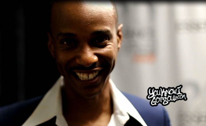 Tevin Campbell YouKnowIGotSoul 2014-2