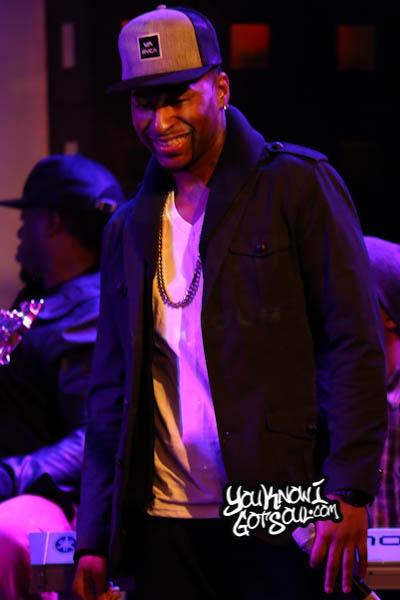 Willie Taylor RnB Spotlight October 2014 SOBs