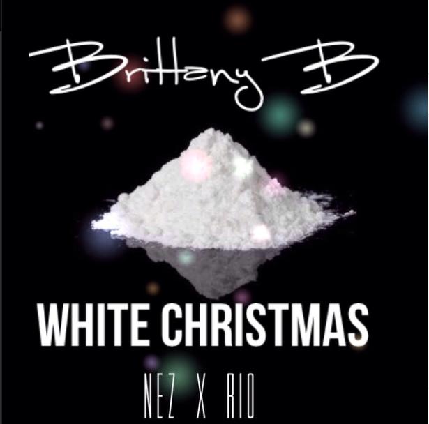 Brittany B White Christmas