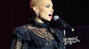 Recap & Photos: Goapele Performs at Highline Ballroom with Jordan Bratton 11/7/14