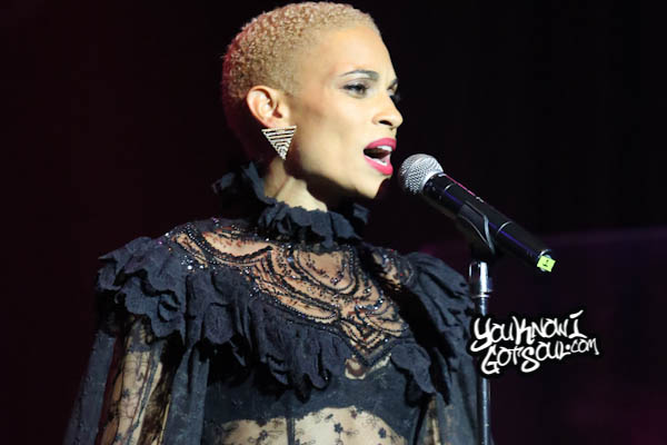 Goapele Highline Ballroom November 2014-2