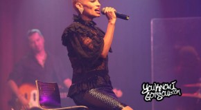 "Goapele Performing ""Hey Boy"" Live at the Highline Ballroom in NYC 11/7/14"