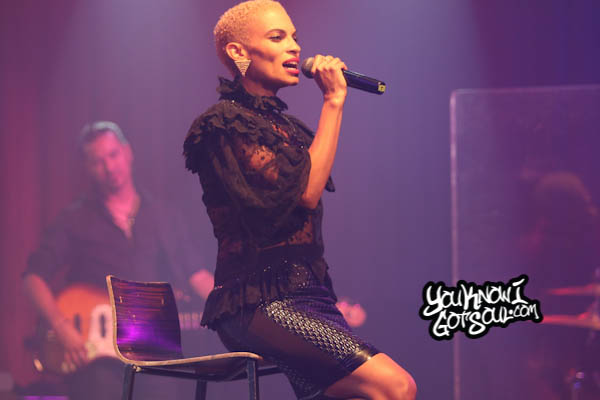 Goapele Highline Ballroom November 2014-7