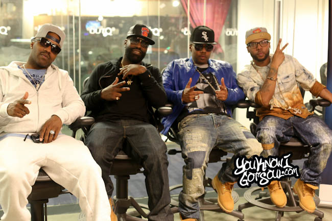 Jagged Edge YouKnowIGotSoul October 2014