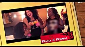 Jazmine Sullivan Reality Show Webisode 3: Family – Discusses Recording Process of New Album