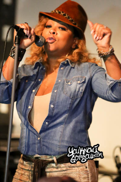 Monifah Syleena Johnson SOBs Chapter 6 Album Release 2014-2