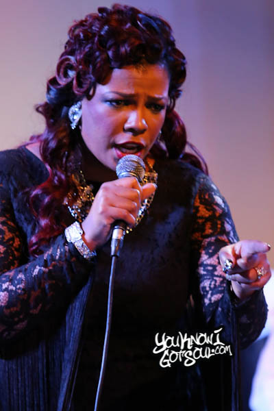 Syleena Johnson SOBs Chapter 6 Album Release 2014-4