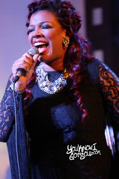 Syleena Johnson SOBs Chapter 6 Album Release 2014-6