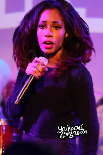 Tiffany Evans Sol Village November 2014-4