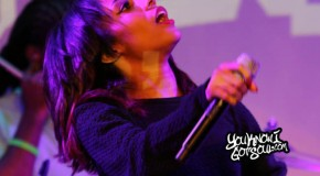 Recap & Photos: Sol Village featuring Tiffany Evans, Emanny, Good Girl, Ginette Claudette, Lydia Caesar & More 11/19/14