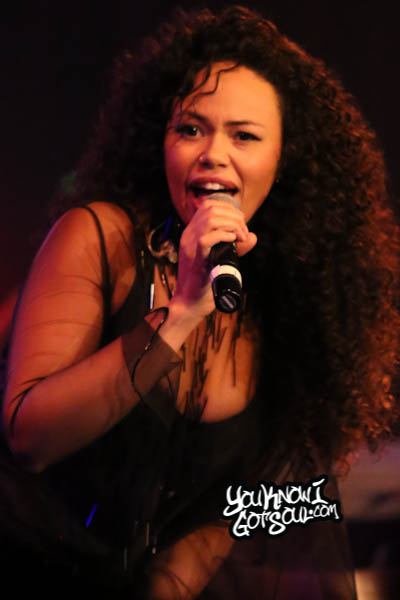 Elle Varner BB Kings 2014-2