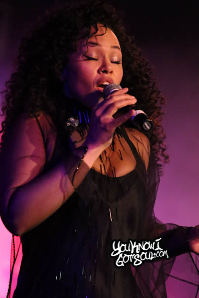 Elle Varner BB Kings 2014-4
