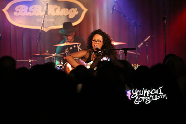 Elle Varner BB Kings 2014-5